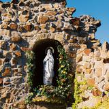 Image: The Shrine of Our Lady of Lourdes, Porąbka Uszewska