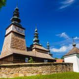 Image: Orthodox Church of the Protection of the Virgin Mary, Owczary